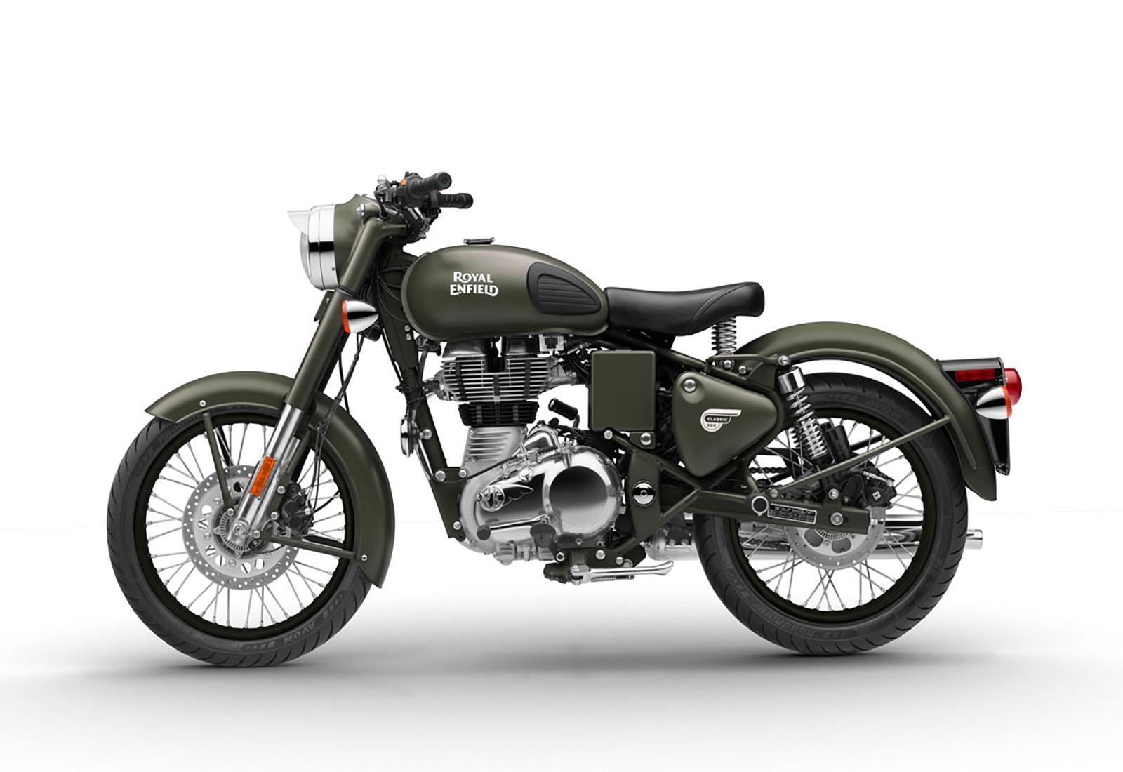 Bts Motorrad